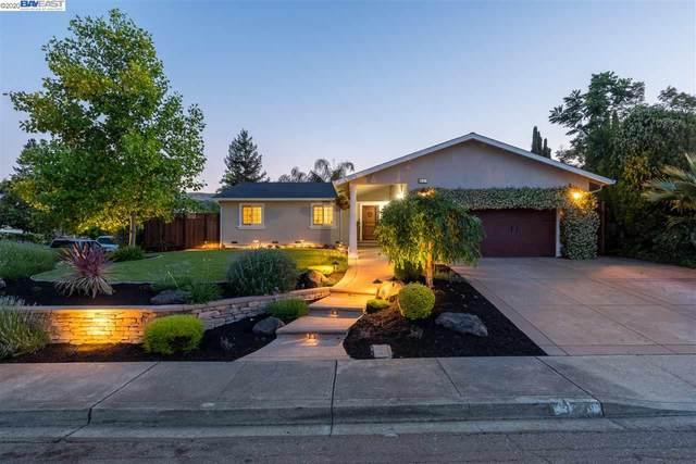 9861 Brunswick Way, San Ramon, CA 94583 (#40906389) :: Realty World Property Network