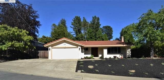 5875 Cold Water Dr, Castro Valley, CA 94552 (#40906392) :: The Grubb Company