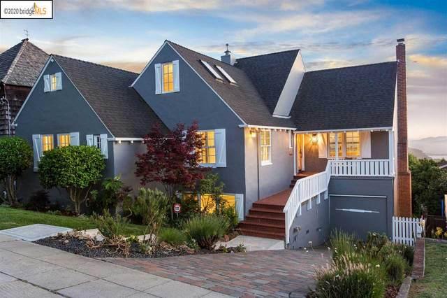 210 Yale Ave, Kensington, CA 94708 (#40906416) :: The Grubb Company