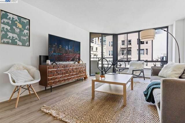 900 Bush Street #904, San Francisco, CA 94109 (#40906418) :: Armario Venema Homes Real Estate Team