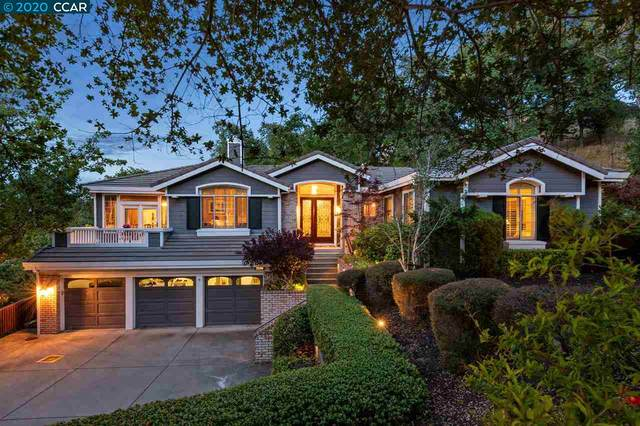 2199 Hidden Pond Rd, Lafayette, CA 94549 (#40906440) :: Realty World Property Network