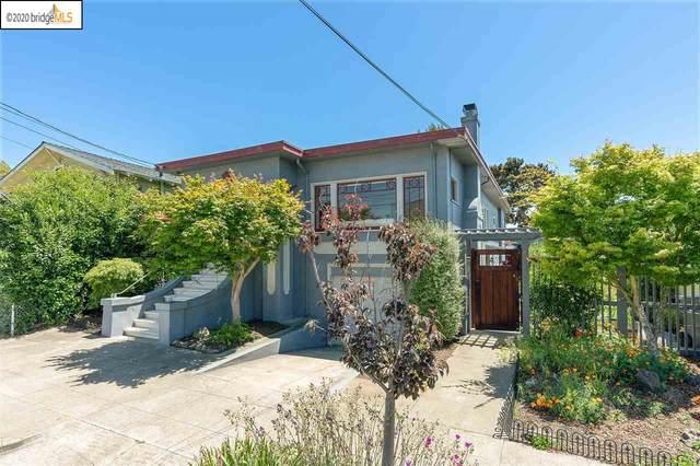 809 46Th St, Oakland, CA 94608 (#40906455) :: Armario Venema Homes Real Estate Team