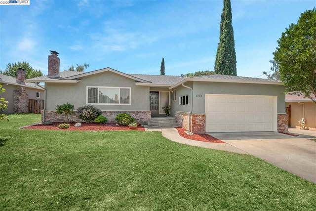 1351 Columbus Avenue, Livermore, CA 94550 (#40906464) :: Realty World Property Network