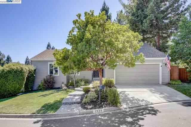1939 Fallen Oak Ct, Walnut Creek, CA 94595 (#40906468) :: Realty World Property Network