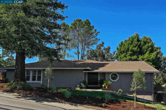 1038 Via Roble, Lafayette, CA 94549 (#40906506) :: Realty World Property Network