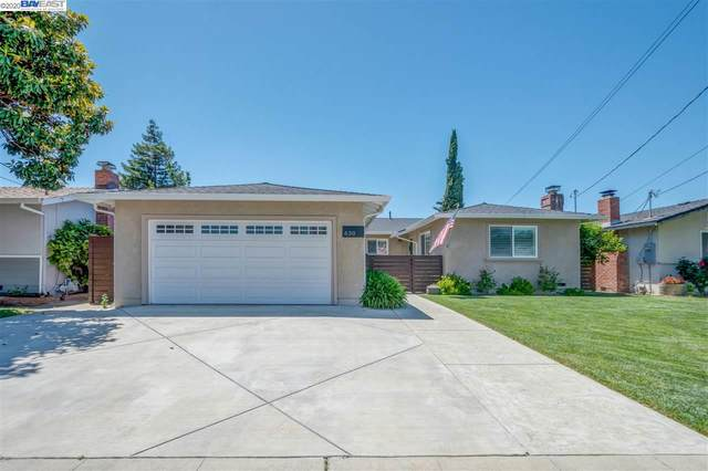630 Falcon Way, Livermore, CA 94551 (#40906532) :: Realty World Property Network