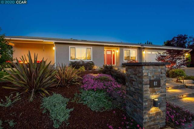 81 Saint Beatrice Ct, Danville, CA 94526 (#40906545) :: Realty World Property Network