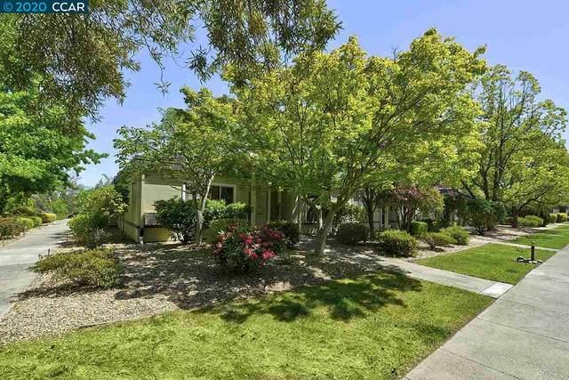 1296 Skycrest Dr #5, Walnut Creek, CA 94595 (#40906561) :: Realty World Property Network
