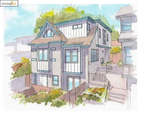 4519 Howe St, Oakland, CA 94611 (#40906564) :: The Grubb Company