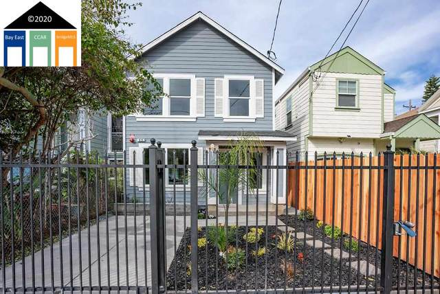 1076 24th Street, Oakland, CA 94607 (#40906570) :: The Grubb Company