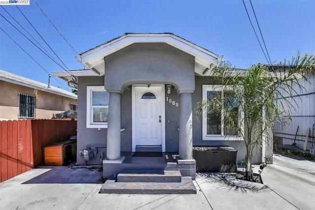 1060 69Th Ave, Oakland, CA 94621 (#40906616) :: The Grubb Company