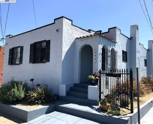2775 E 21St St, Oakland, CA 94601 (#40906621) :: The Grubb Company