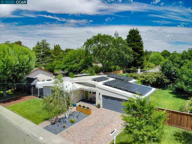 1906 Marguerite Ave, Pleasant Hill, CA 94523 (#40906674) :: Realty World Property Network
