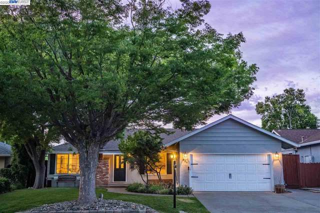 884 Mohawk Drive, Livermore, CA 94551 (#40906676) :: Realty World Property Network