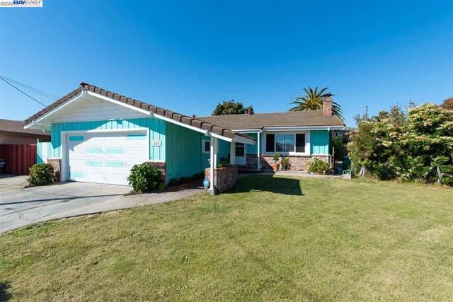 825 Marvin Way, Hayward, CA 94541 (#40906703) :: The Grubb Company