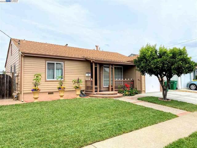 947 Cottonwood Ave, Hayward, CA 94541 (#40906711) :: The Grubb Company