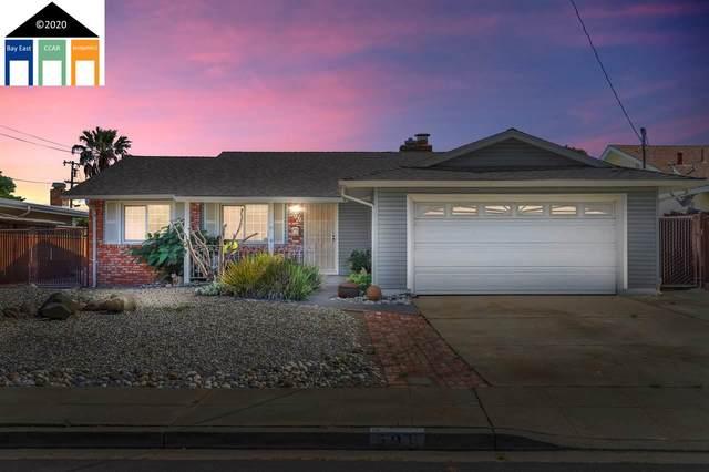 596 Caliente Ave, Livermore, CA 94550 (#40906764) :: J. Rockcliff Realtors