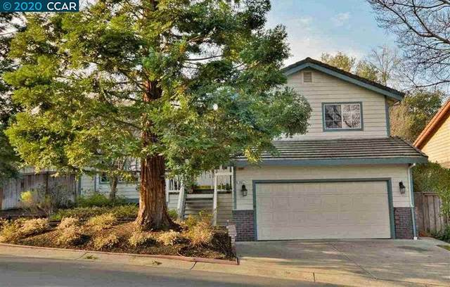 201 Netherby Pl, Pleasant Hill, CA 94523 (#40906781) :: The Grubb Company