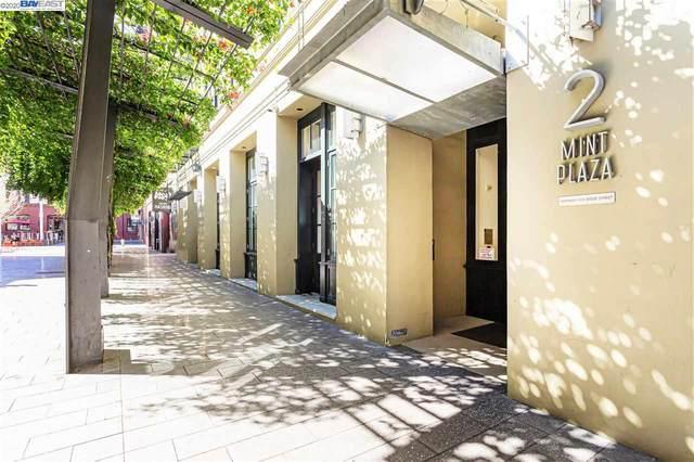 2 Mint Plz #204, San Francisco, CA 94103 (#40906878) :: Blue Line Property Group