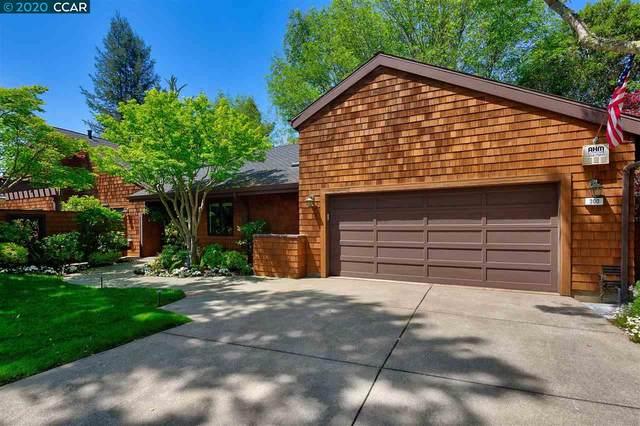 300 Village View Ct, Orinda, CA 94563 (#40906907) :: J. Rockcliff Realtors