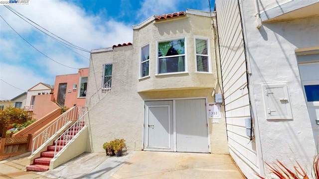 332 N Parkview Ave, Daly City, CA 94014 (#40906967) :: RE/MAX Accord (DRE# 01491373)