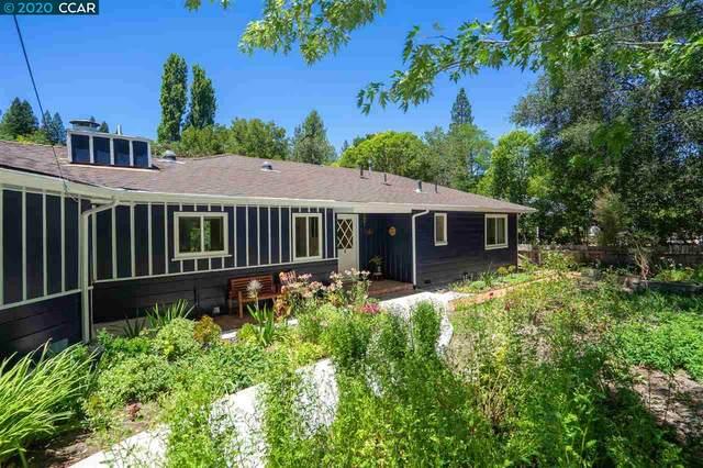 205 Glorietta Blvd, Orinda, CA 94563 (#40906981) :: J. Rockcliff Realtors