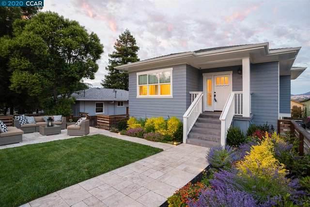 2170 Overlook Dr, Walnut Creek, CA 94597 (#40906982) :: J. Rockcliff Realtors