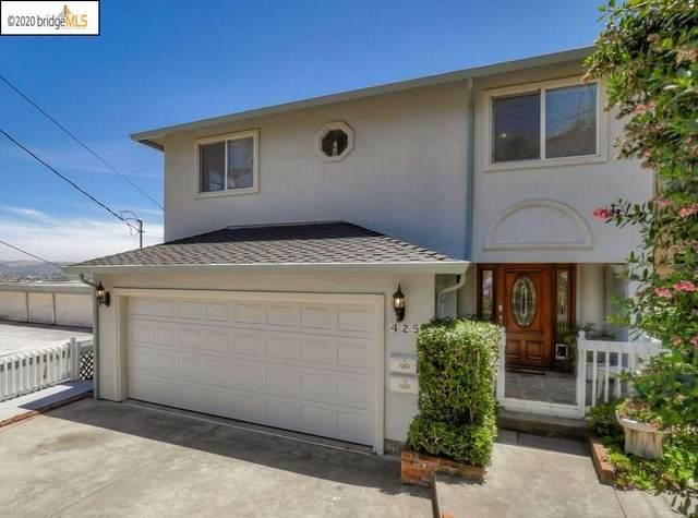 425 Santa Fe Ave, Richmond, CA 94801 (#40906995) :: J. Rockcliff Realtors