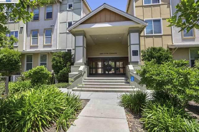 4463 Hyde Common #323, Fremont, CA 94538 (#40907081) :: Armario Venema Homes Real Estate Team