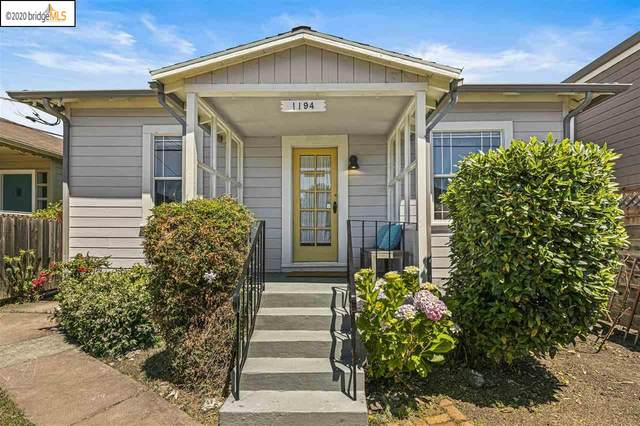 1194 Ocean Ave, Oakland, CA 94608 (#40907156) :: J. Rockcliff Realtors