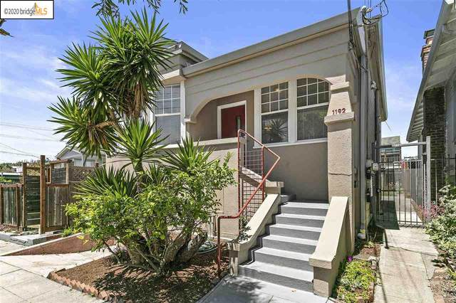 1192 Ocean Ave, Oakland, CA 94608 (#40907159) :: J. Rockcliff Realtors