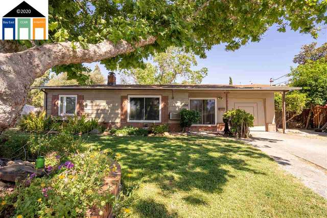 1194 Haven Ct, Concord, CA 94520 (#40907368) :: The Lucas Group
