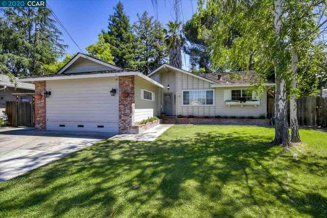 837 Tully Way, Concord, CA 94518 (#40907401) :: The Lucas Group