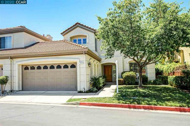 914 Vista Pointe Dr, San Ramon, CA 94582 (#40907465) :: The Grubb Company