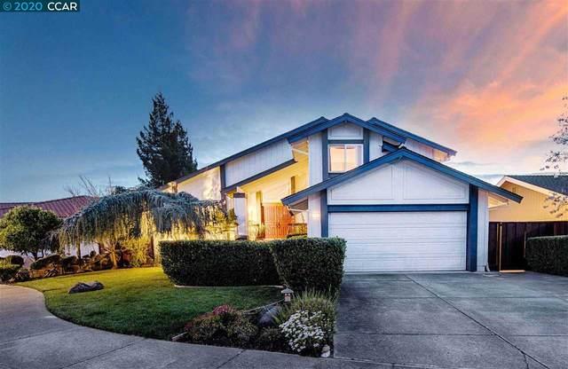 426 Verbena Ct, Pleasant Hill, CA 94523 (#40907528) :: J. Rockcliff Realtors