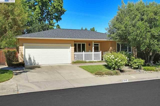 2141 Corte Ricardo, Pleasanton, CA 94566 (#40907570) :: Armario Venema Homes Real Estate Team
