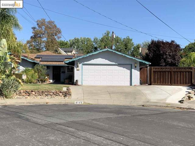 4145 Eden Ct, Concord, CA 94521 (#40907599) :: The Spouses Selling Houses