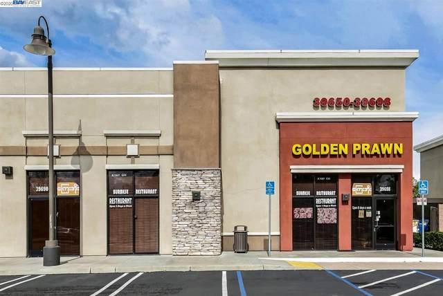 39698 Cedar Blvd, Newark, CA 94560 (#40907610) :: The Grubb Company