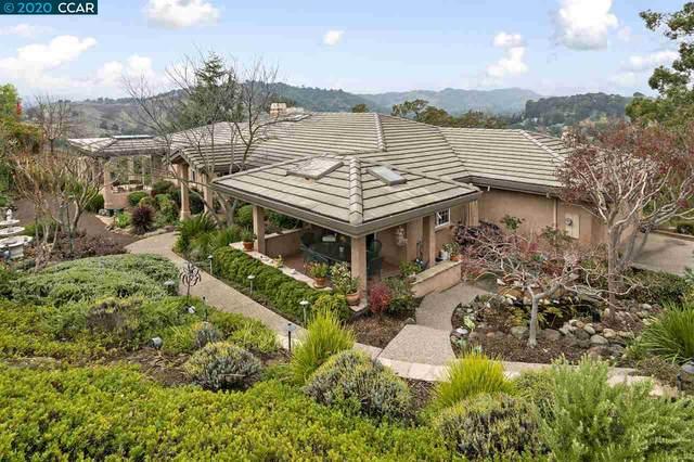 6 Henri Hill Ln, Lafayette, CA 94549 (#40907738) :: Realty World Property Network