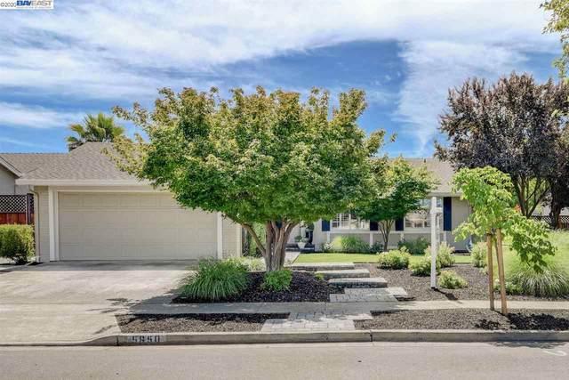 5650 Hansen Dr, Pleasanton, CA 94566 (#40908201) :: Armario Venema Homes Real Estate Team
