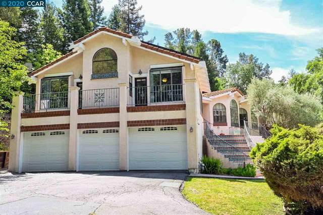 1006 Howard Hills Rd, Lafayette, CA 94549 (#40908306) :: Real Estate Experts