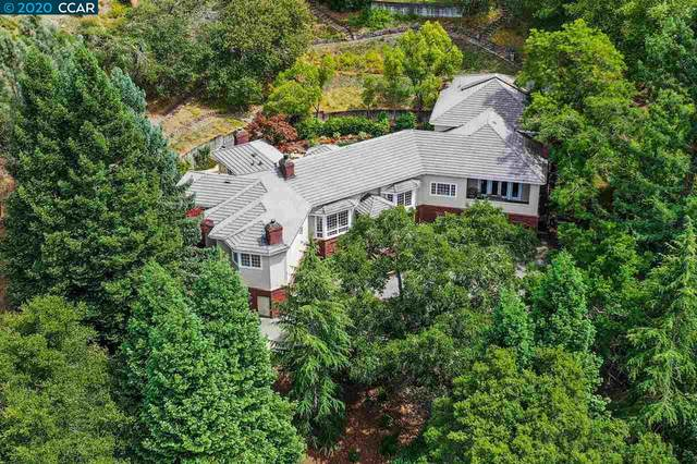 3 Valley View Ln, Orinda, CA 94563 (#40908580) :: Realty World Property Network