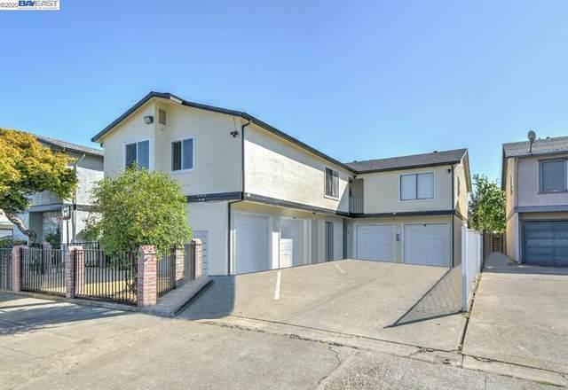 522 16th St, Richmond, CA 94801 (#40908623) :: Blue Line Property Group