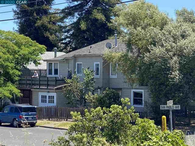 14 San Pablo Avenue, Rodeo, CA 94525 (#40908694) :: Armario Venema Homes Real Estate Team