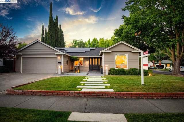 4605 Del Valle Pkwy, Pleasanton, CA 94566 (#40908743) :: The Grubb Company