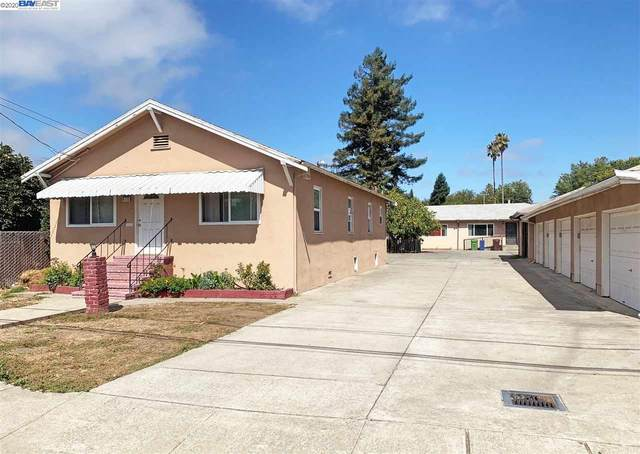 420 Medford Ave, Hayward, CA 94541 (#40908745) :: Armario Venema Homes Real Estate Team