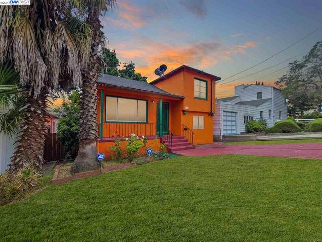 2714 Oliver Ave, Oakland, CA 94605 (MLS #40909135) :: Paul Lopez Real Estate