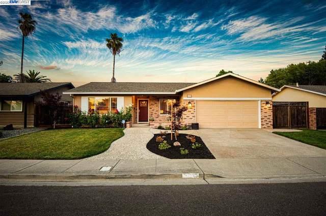 2529 Tanager Dr, Pleasanton, CA 94566 (#40909297) :: Armario Venema Homes Real Estate Team