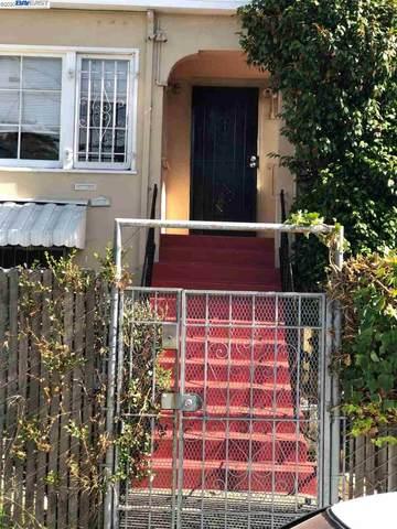 473 43rd St, Oakland, CA 94609 (#40909445) :: Armario Venema Homes Real Estate Team
