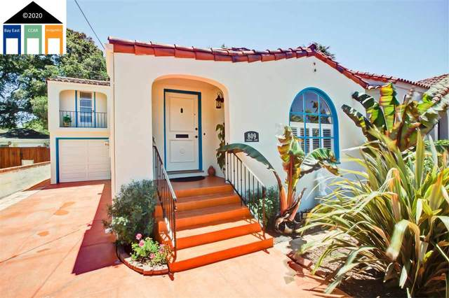 809 Pinedale, Hayward, CA 94544 (#40909497) :: Armario Venema Homes Real Estate Team